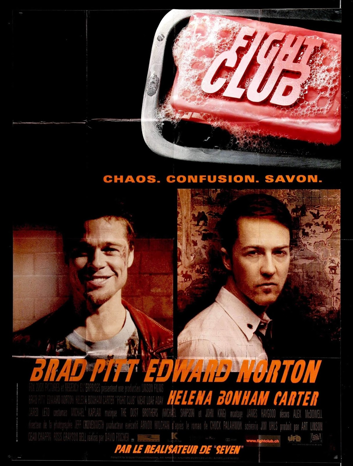 an analysis of fight club directed by david fincher Fight club, directed by david fincher, is a film about an average man, so average that he doesn't even even have a name in the credits, he is referred to as the narrator he lives a monotonous life where everything is a copy of a copy of a copy ( fight club .