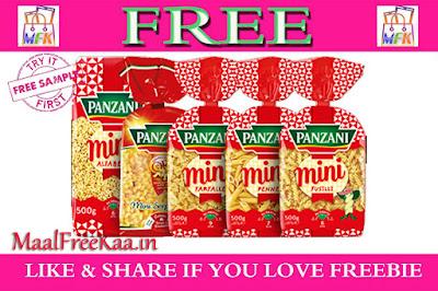Free Panzani 3Mins Mini Mac