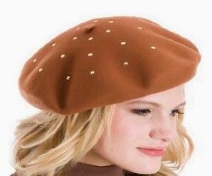 Topi yang Lucu dan Indah