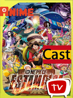 One Piece Stampede (2019) HD [1080p] Castellano [Google Drive] Panchirulo