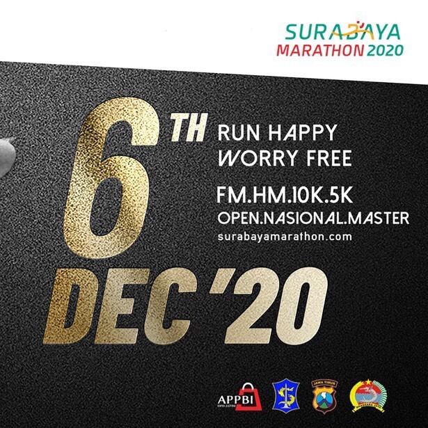 Samsung Surabaya Marathon • 2020