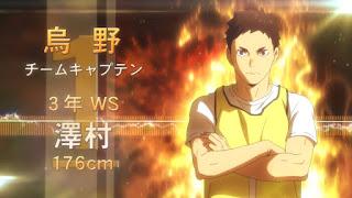 Hellominju.com : ハイキュー !! アニメ 4期 烏野高校 キャプテン 澤村大地 CV.日野聡 Daichi Sawamura Haikyuu!! Karasuno High | Hello Anime !