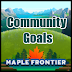 Farmville Maple Frontier Farm Community Goals