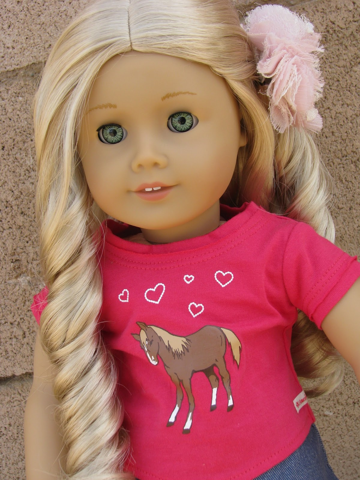 Caroline S 37 Piece Capsule Wardrobe Creative Process: AMERICANGIRL#1FANS: // Caroline's Country Girl Photoshoot