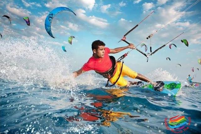 Kite Surfing - El Gouna - Hurghada
