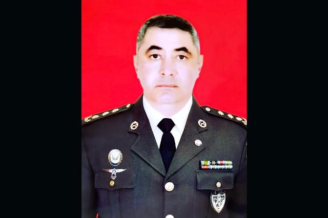 polkovnik İlqar Mirzəyev