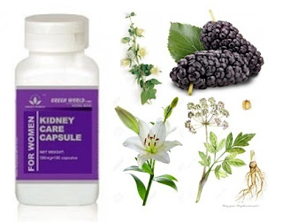 Kidney Care Capsule For Women