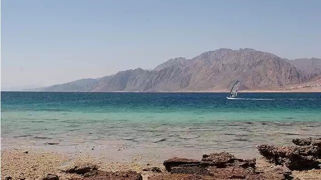 Sinai Egyptian peninsula