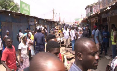 Image result for BORDER CLOSURE GHANA TRADERS ASK NIGERIANS TO QUIT THEIR SHOPS