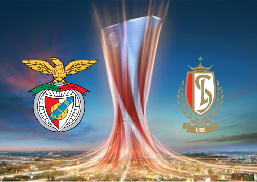 Benfica vs Standard Liège -Highlights 29 October 2020