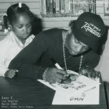image result for erica wright eazy e