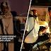 (Video) 'Lompat sampai mampos!' - 'Pocong' ditahan polis