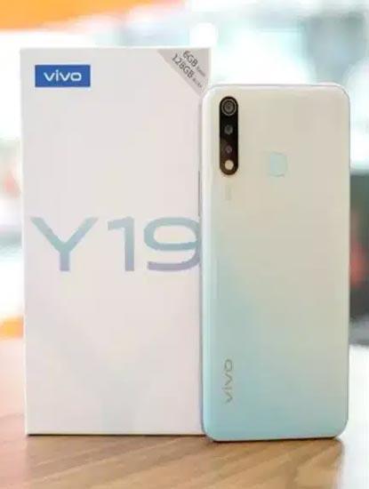 Spesfikasi Vivo Y19