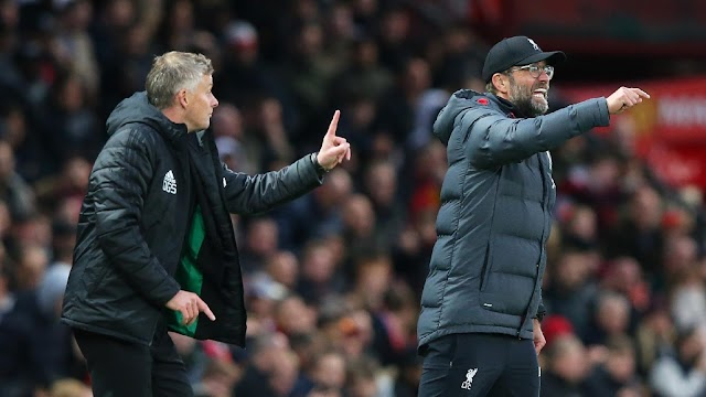 Solskjaer: Liverpool not among very best teams yet, no one matches Ferguson