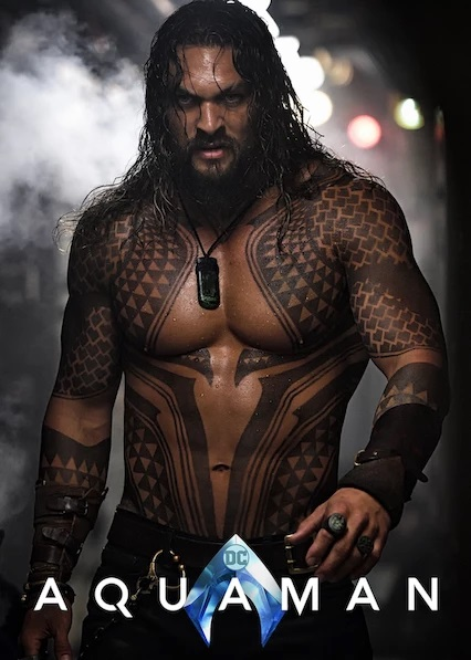 Aquaman (2018) [Open Matte] WEB-DL 1080p Latino