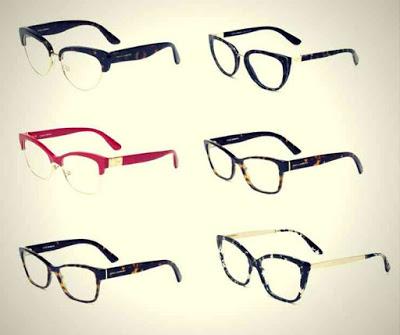 Óculos de Grau Feminino Dolce & Gabbana