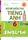 [PDF] Tải sách Bộ đề kiểm tra tiếng Anh 6 tập 1 - Thu Huế (Bản chuẩn)