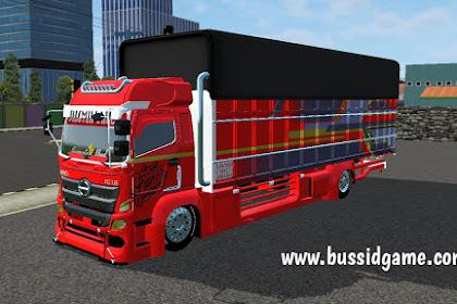 Mod Truck Hino 500 c2 Sumateraan By SMC Mod