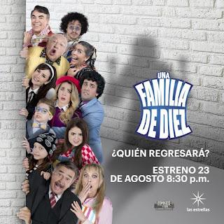 telenovela Una Familia De Diez 4