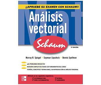 Análisis Vectorial - Schaum - Problemas Resueltos - Murray Spiegel