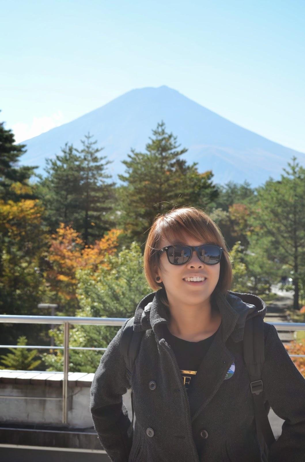 Tokyo, Japan Day 3 - Mt  Fuji & Hakone Lake Side Park