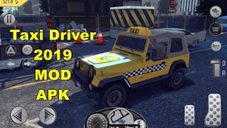Taxi Driver 2019 MOD APK