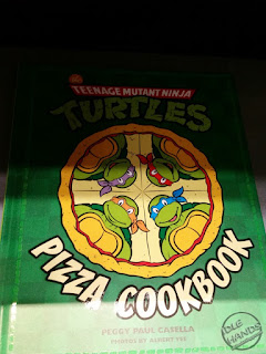 BEA 2018 Insight Editions Upcoming Book Releases Teenage Mutant Ninja Turtles Pizza Cookbook