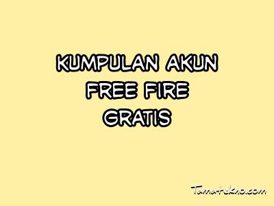 Gambar akun Ff gratis