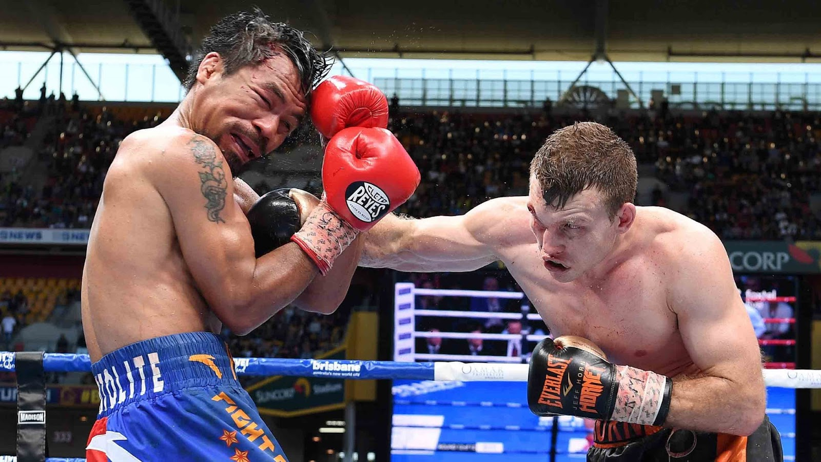 MANNY PACQUIAO VS JEFF HORN 4