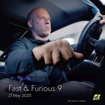Filem Keluar Panggung Wayang 2020 | Fast & Furious 9 (2020)