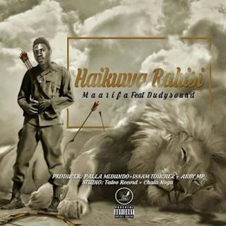 AUDIO| Maarifa ~ Haikuwa Rahisi|[official mp3 audio]