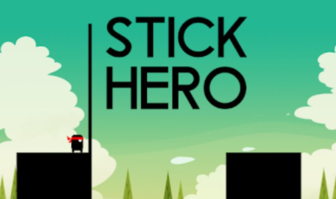Game Ringan untuk HP Kentang - Stick Hero