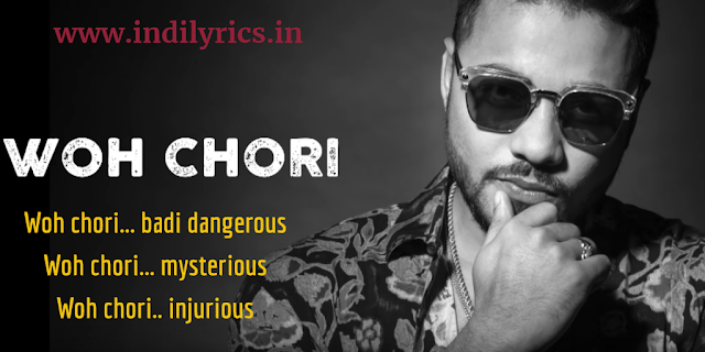 Woh Chori | Raftaar & Jyotica Tangri | Zero To Infinity | Song Lyrics with English Translation and Real Meaning