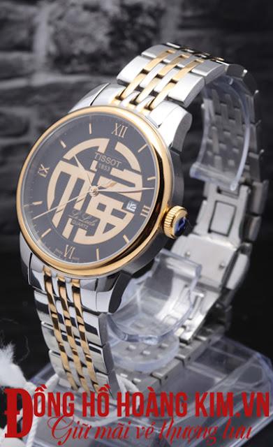 Đồng hồ nam tisst giá dưới 2 triệu đẹp hút hồn