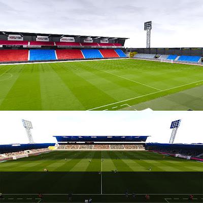PES 2021 Stadium Aalborg Portland Park