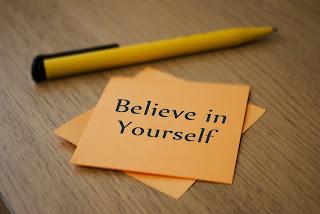 Percaya pada diri, potensi diri, dan kepada kebaikan hati diri kita sendiri, apapun kata orang lain terhadap kita, CITRA DIRI YANG POSITIF