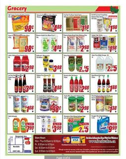 Fresh Value flyer super deal valid August 18 - 24, 2017