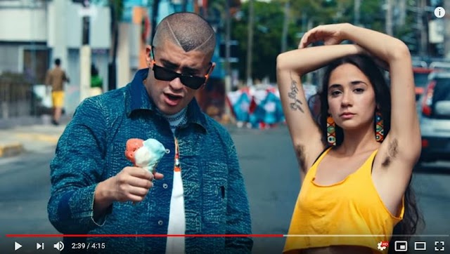 Residente & Bad Bunny - Bellacoso (Official Video) + Letra