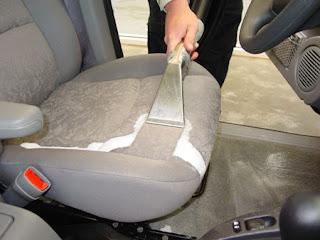 nettoyeur de tapis d'auto