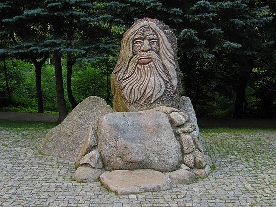 Rzeźba Liczyrzepy