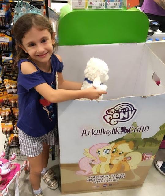arkadaşlık günü my little pony