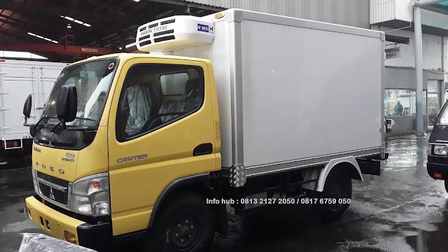 harga mitsubishi colt diesel box pendingin 2019