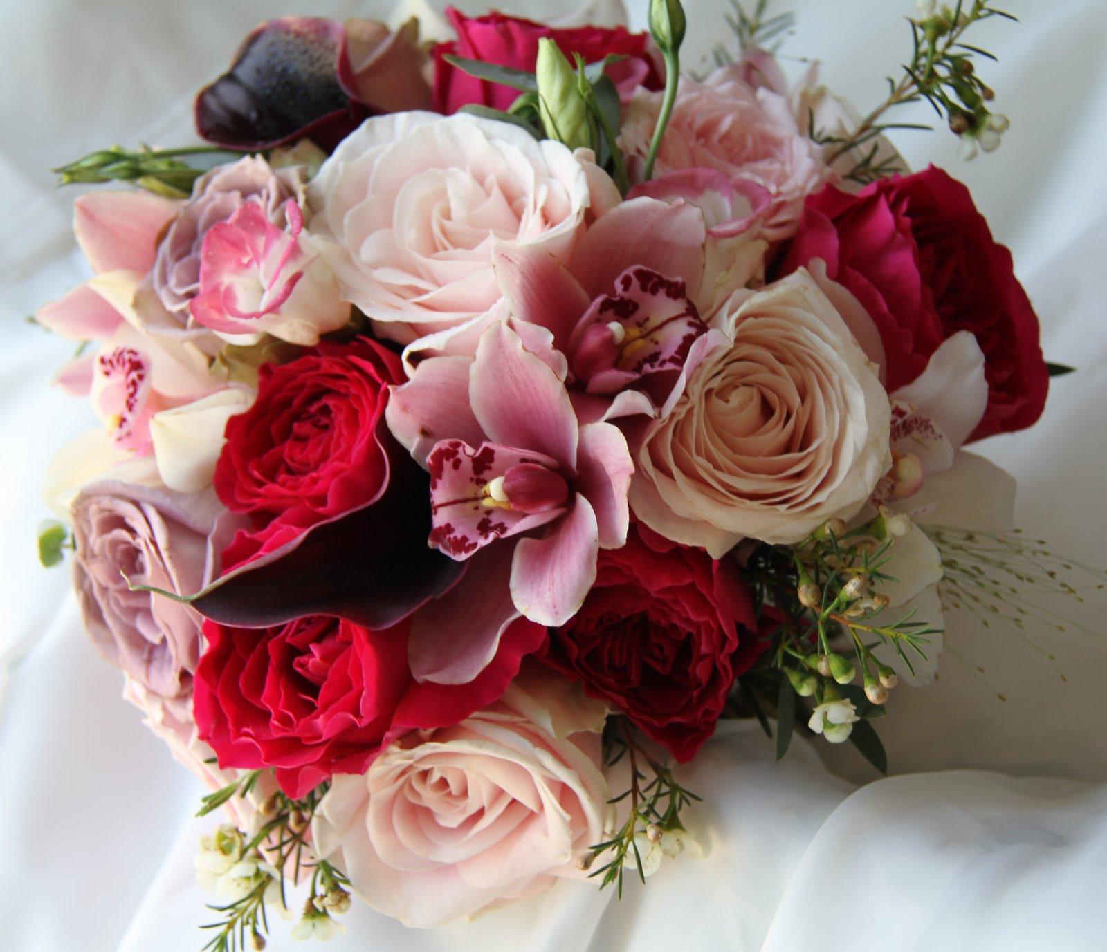 Wedding Flowers Lancashire: The Flower Magician: Beautiful Late Summer Wedding Bouquet