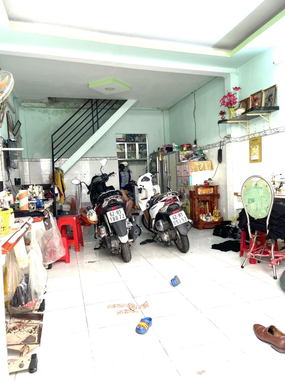 Bán nhà hẻm Nguyễn Ngọc Nhựt quận Tân Phú mới nhất