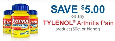 picture regarding Tylenol Printable Coupon referred to as Coupon Year: Canada Discount coupons: Tylenol Arthritis Soreness $5