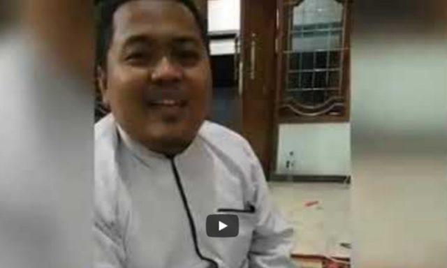 [Video] Tegas! Pernyataan Lurah Nono, Tersangka Setelah Foto dengan Sandiaga