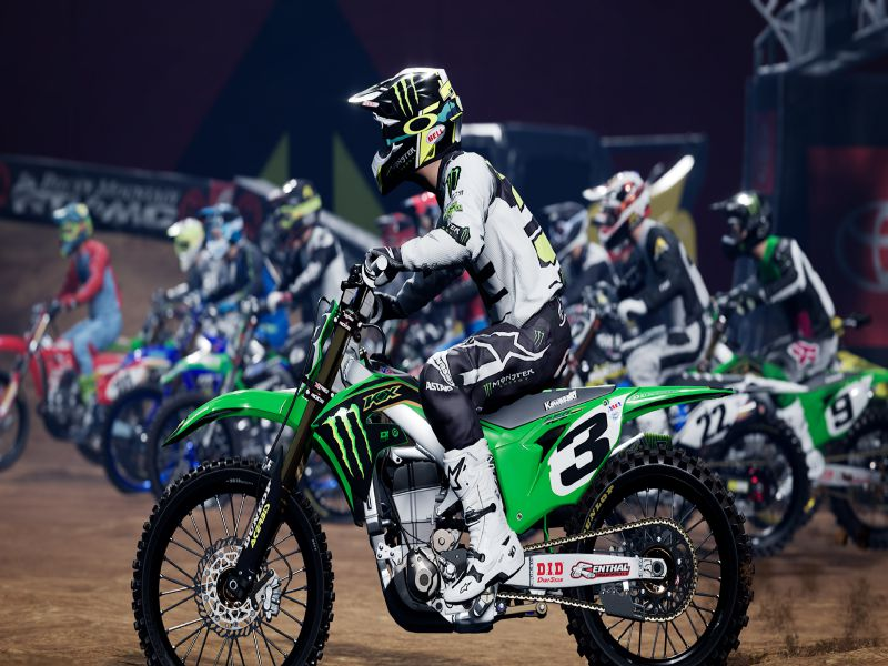 Download Monster Energy Supercross The Official Videogame 4 Game Setup Exe