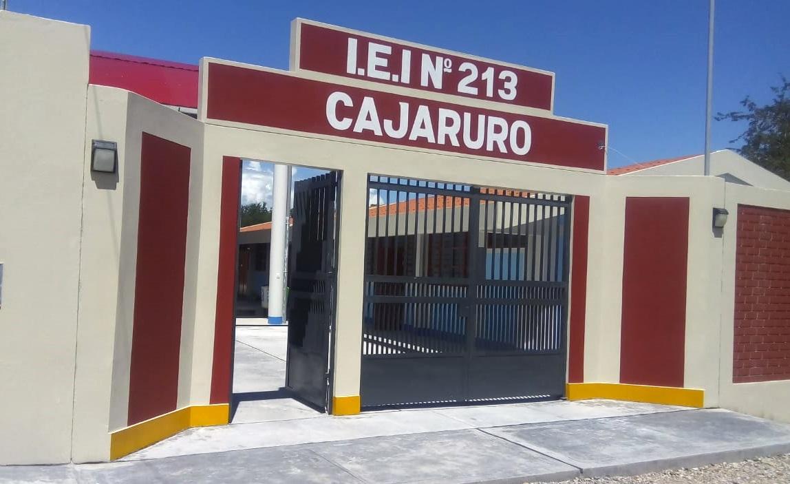 Inicial 213 - Cajaruro
