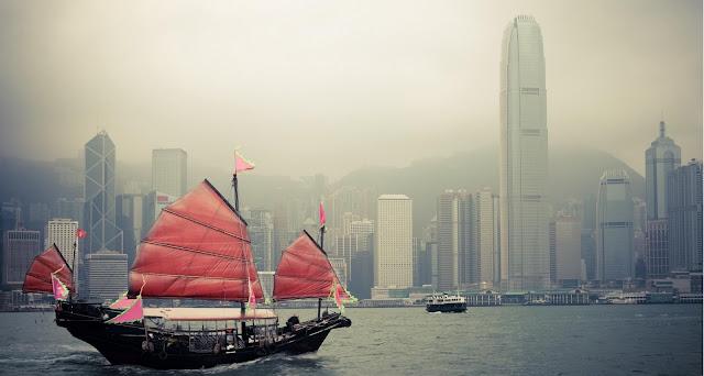 Hong Kong Uçak Bileti