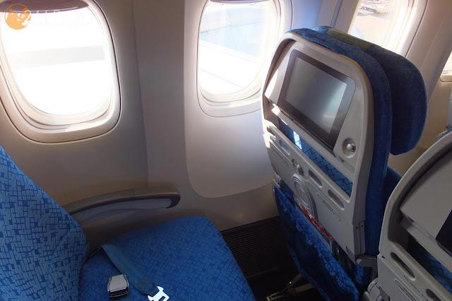 キャセイパシフィックエコノミー座席 CX-Economy-seat2